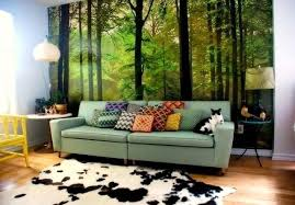 Interior Design Theme Ideas Lovely Living Decorating Ideas Nature Artistic Living Room