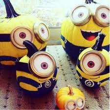 haybale minion minions pinterest scarecrows halloween