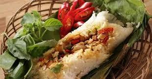 cara membuat nasi bakar khas bandung resep nasi bakar ayam kemangi enak khas bandung resep nasional