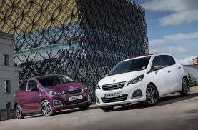 first peugeot peugeot 108 u0026 308 sw first drive review