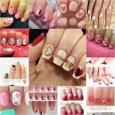 20 ridiculously cute valentine u0027s day nail art designs coffin