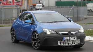 opel astra 2012 2012 opel astra opc spied with less camo