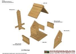 fancy 15 wooden bird house plans for kids free planskill homeca
