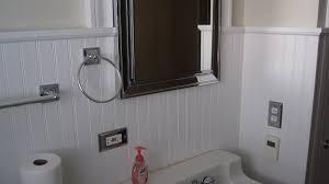 Bathroom Wainscotting Bathroom Wainscoting Panels Amys Office