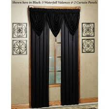Seville Curtains Seville Embroidered Sheer Curtains Like These Decorating