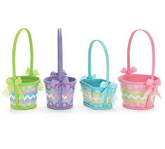 wicker easter baskets adorable easter baskets you can use year after year family