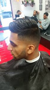 tufts and pompadour ace of fades barber shop home facebook