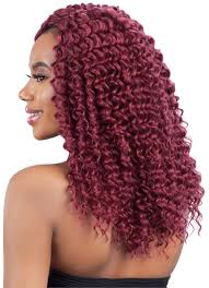 model model crochet hair bahama curl braid 12 modelmodel glance synthetic hair crochet