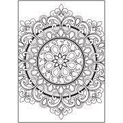 cra z timeless creations mandala designs coloring book walmart com