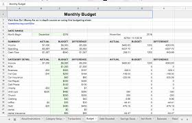 rockstar review tiller a way to automate your budget spreadsheets