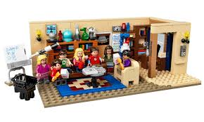nissan lego lego x the big bang theory the awesomer