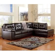 leather full sleeper sofa plus ashley sectional with furniture set