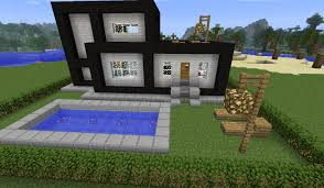 map modern house with beach maps mapping and modding minecraft forums