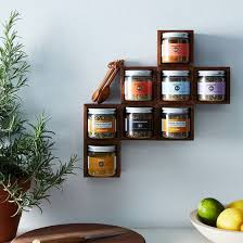 Spice Rack Including Spices Meet The Man Who Wants You To Look At Your Spice Rack Differently