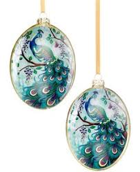 ornament peacock macy s