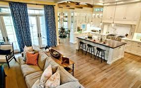 open concept living room dining room kitchen open concept kitchen living room and dining room ideas elabrazo info