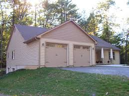 Craftsman Style Garages by Exterior Photos Saratoga Construction Llc