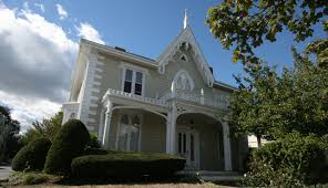 gothic revival homes it u0027s all about the eave u2014 clayton vance architecture