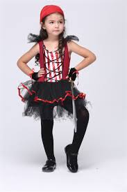 halloween pirate costume show girls pirate dress cosplay best