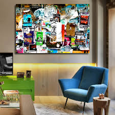 compare prices on oil painting magazine online shopping buy low qk art home decor canvas wall art magazine oil painting canvas print wall pictures for living
