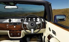 rolls royce gold interior 2014 rolls royce phantom drophead coupe information and photos