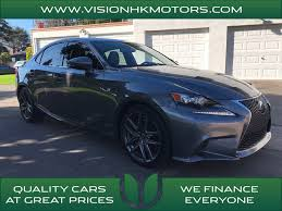 lexus sedans 2016 2016 used lexus is 200t f sport navigation leather seats