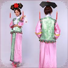 costume mariage dã contractã qing dynasty gege princess dress original cheongsam pink