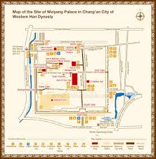 maps of xian china attractions city layout subway