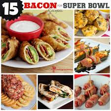 diddles and dumplings top 15 bacon recipes for super bowl