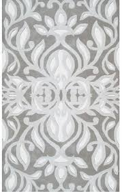 Black Grey And White Area Rugs Market Style Grace 44258 Antionette Grey Silver White Area Rug
