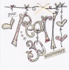 30 wedding anniversary gifts for 30th wedding anniversary home design hay us