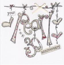 30 wedding anniversary gift wedding anniversary gifts pearl wedding anniversary gifts for him