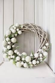 christmas white christmas wreaths best ideas on pinterest diy