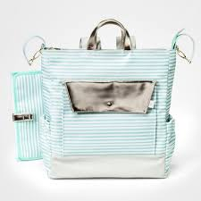 oh joy target oh joy backpack diaper bag mint stripes target