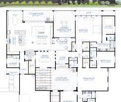 astonishing one house plans one story luxury house plans medem co