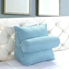bed rest pillow with cup holder bed rest pillow with arms and cup holder away wit hwords