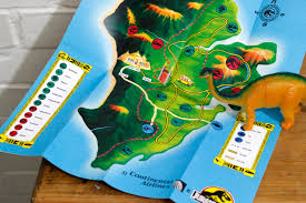 Jurassic Park Map Jurassic Park Brochure Pamphlet Includes Ads And Map