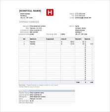 printable bill receipt bill receipt template bill receipt template hospital bill receipt