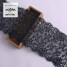 black lace trim buy cheap china embroidered black lace trim products find china