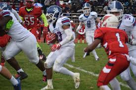 football westfield defeats plainfield 30 14 at annual