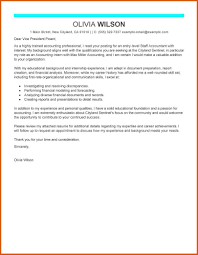 accountant cover letter general resumes