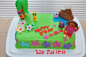 baked by chitra dora the explorer cake first time with fondant