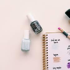 nail polish novels and nail polish