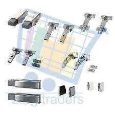 IKEA UTRUSTA Kitchen Cabinet Interior Fittings Hinges Hinge - Kitchen cabinet interior fittings