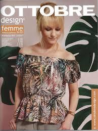 ottobre design design femme printemps été 2017 2 pattern magazine