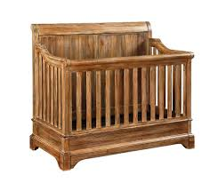 baby crib with attached changing table image of baby cribs with