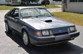 1985 5 mustang svo the best vintage and cars for sale bring a trailer