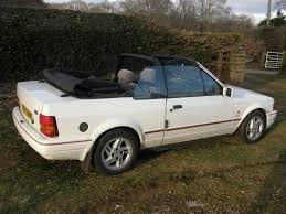 jeep convertible white ford escort xr3i convertible saintsweb
