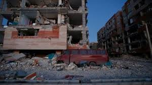 earthquake update strong earthquake hits iraq and iran killing at least 396 update