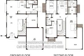 simple house with floor plan 8 filipino house designs floor plans home design simple house